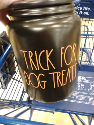 Rae Dunn trick for dog treats for Sale in Stanwood, WA