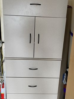 Grey Cabinet for Sale in Redmond,  WA