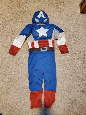 Captain America costume for Sale in Sacramento, CA