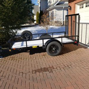 2019 BIG TEX TRAILER for Sale in Orland Park, IL