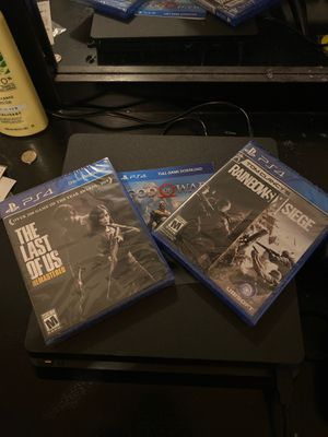 Ps4 games for Sale in Tacoma, WA