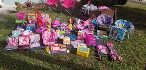 Girl toys for Sale in Palm Beach Gardens, FL