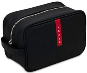 PRADA Men Travel Pouch/Toilerty Bag/Dopp Kit--New in Box for Sale in Mount Prospect, IL