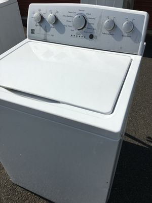 Kenmore super capacity ➕ washer. Works perfectly!!! for Sale in Leesburg, FL