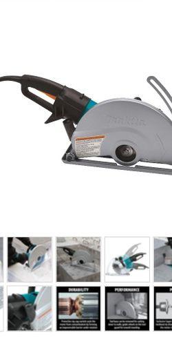 "Makita 4114 14"" SJS CONCRETE ANGLE GRINDER for Sale in Aurora,  CO"