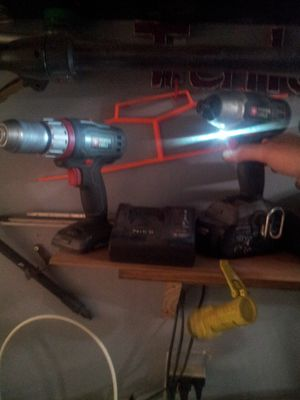 Portal cable drill an impack.. for Sale in Martinsville, IN