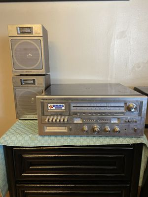 Stereo with Speakers for Sale in Columbus, OH