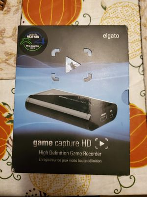 Game capture (Elgato) for Sale in Cleveland, OH