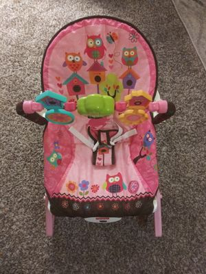 Fisher-Price infant to toddler rocker for Sale in Dallas, TX