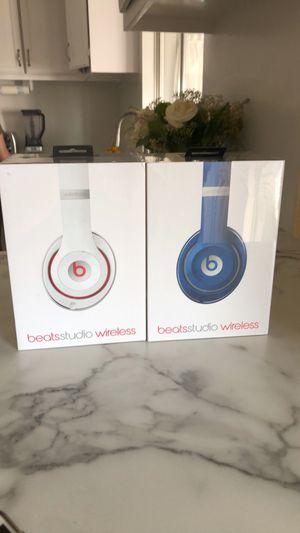 Beats studios wireless headphones Bluetooth for Sale in Carson, CA