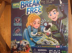 New Game/ Spy Code Break Free for Sale in Chula Vista, CA