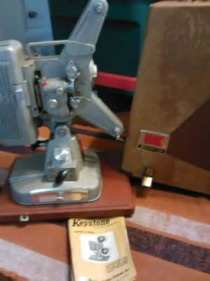 Vintage Keystone 8mm Projector for Sale in Tampa, FL