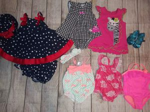 3-9 month baby girl clothes for Sale in Houston, TX