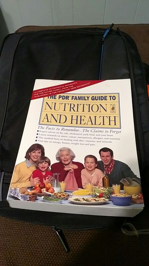 Nutrition and Health Book for Sale in Lake Charles, LA