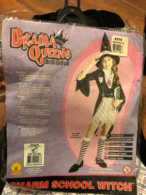 Girls costume Medium 8/10 for Sale in Mansfield, TX