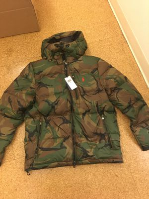 Ralph Lauren jacket size medium with tags mens for Sale in The Bronx, NY