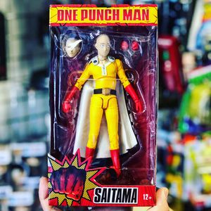 McFarlane Toys - ONE PUNCH MAN - SAITAMA 6-in action figure for Sale in Los Angeles, CA
