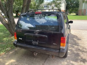 Body parts of 97 Jeep Cherokee. Tell me what you need? for Sale in Fort Campbell North, KY