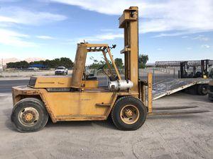"""CAT V225 Forklift - LPG - 22000lb Cap - 96"""" Forks for Sale in North Las Vegas, NV"""