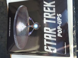 Star Treck POP up book for Sale in San Francisco, CA