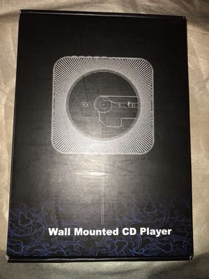 Wall mount CD player for Sale in Lebanon, TN