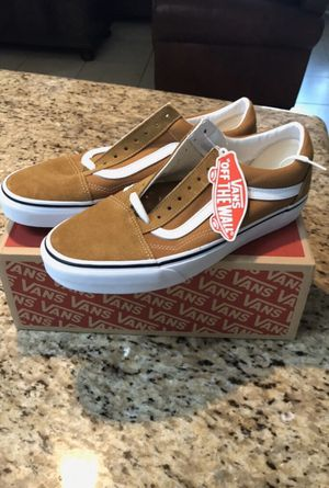 Never worn Vans Size 9 Men's for Sale in Corona, CA