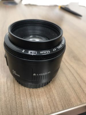 Canon lense for Sale in Milpitas, CA