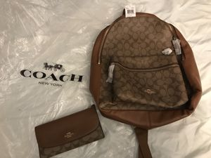 Coach Backpack NWTG for Sale in Waterbury, CT