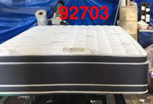 """14"""" thick double sided pillow top mattress. Free delivery. Twin Mattress only-$180 Mattress & box spring-$210 Full Mattress only-$245 Mattress & b for Sale in Garden Grove, CA"""