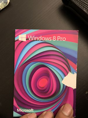 Windows 8 Pro Product Key Easy Installation for Sale in Seattle, WA