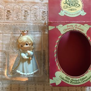 1999 Limited Edition Christmas Ornament for Sale in Phoenix, AZ