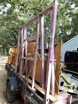Large steel product mover for Sale in Mesquite, TX