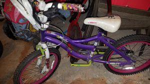 16 in girls bike for Sale in Bowie, MD