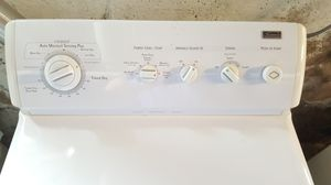 Kenmore dryer and Whirlpool washer Pair comes as a pair or separate for Sale in Hopkinton, MA