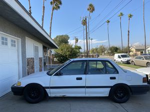 1991 Honda Civic for Sale in Fontana, CA