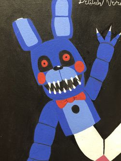 Fnaf Painting for Sale in Irving,  TX