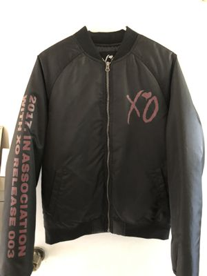 2017 Weeknd XO Bomber jacket - Asia collection for Sale in Miramar, FL