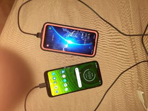 Brand new one phone Samsung and one Motorola g7 supra for Sale in Yonkers, NY