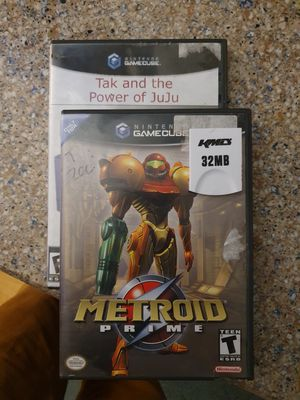 GameCube games and memory card for Sale in Haysville, KS