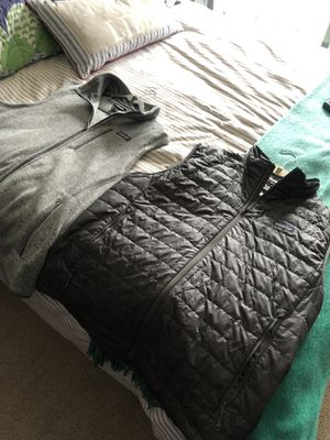 PATAGONIA vests brand new for Sale in Boston, MA
