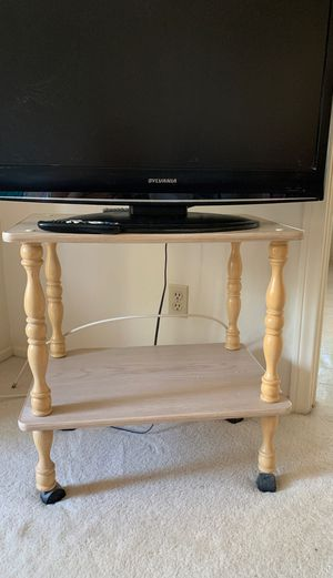 CUTE WOODEN BOHO TV STAND for Sale in Las Vegas, NV