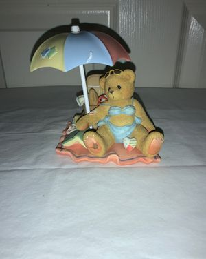 "ENESCO ""1996 Cherished Teddies - JUDY BEAR at Beach"" for Sale in Beaverton, OR"