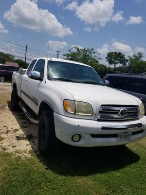 Toyota Tundra 2003 for Sale in San Antonio, TX