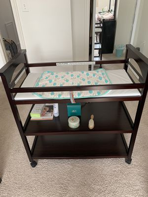 Graco changing table for Sale in McLean, VA