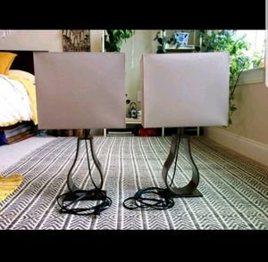 Pair of lamps for Sale in Raleigh, NC