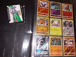 Pokemon cards binder collection gx Ultra rare holos for Sale in Philadelphia, PA