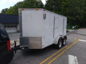 2012. 6x12 bendron titan enclosed trailer for Sale in Durham, NC