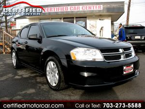 2012 Dodge Avenger for Sale in Fairfax, VA