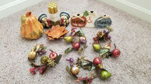 FALL Decorations for Sale in Swatara, PA