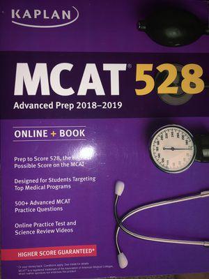Kaplan MCAT 528 2018-2019 version for Sale in Atlanta, GA